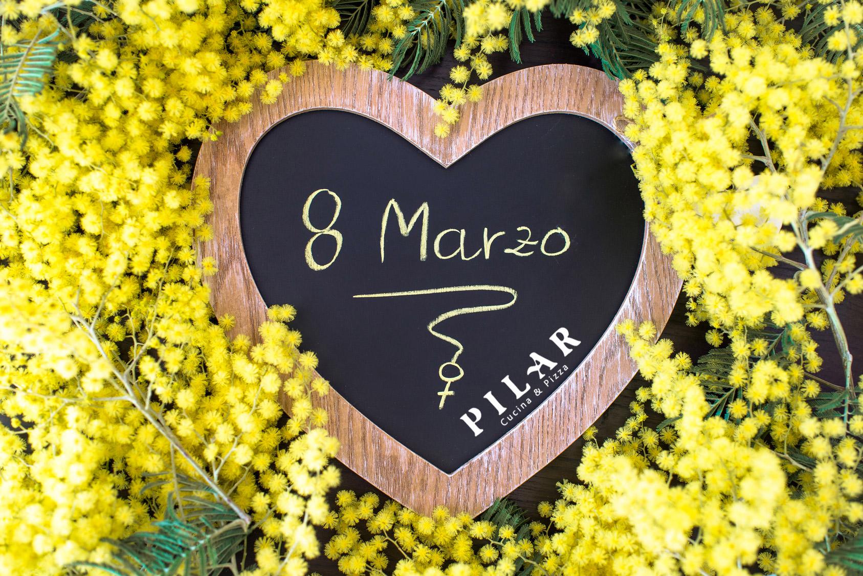 Festa della Donna | Festeggia al Ristorante Pilar