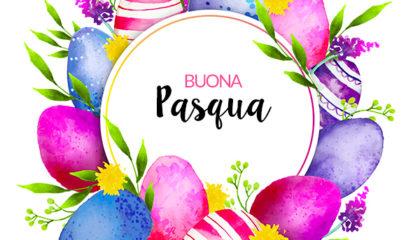 Buona Pasqua | Ristorante Pilar