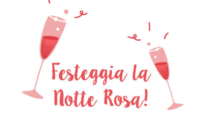 Festeggia la Notte Rosa al Ristorante Pilar!