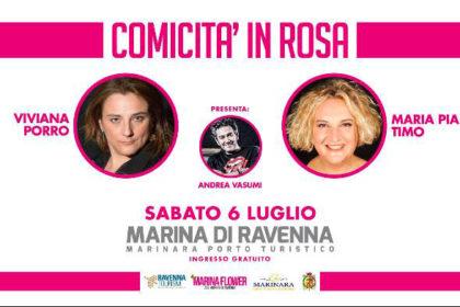 Comicità in Rosa | Ristorante Pilar