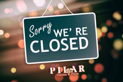 Pilar riapre ad ottobre! | Ristorante Pilar